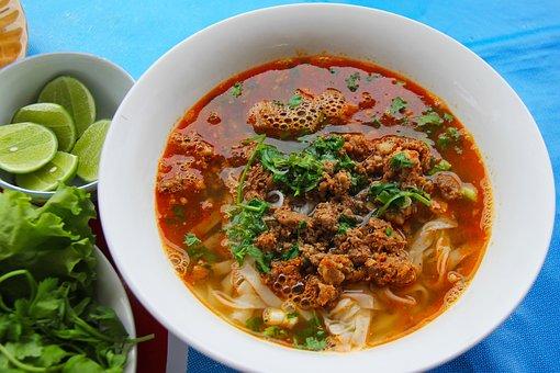 luang prabang Lao Food 1