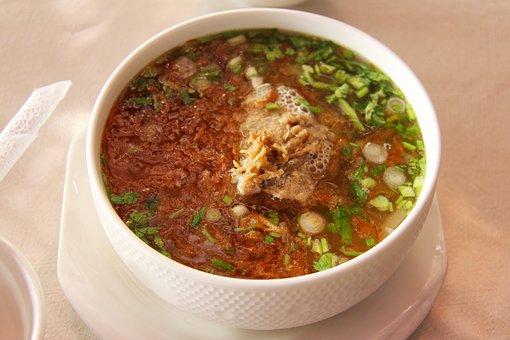 Mekong Fish Suppe